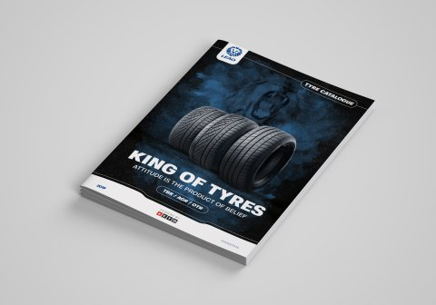 productbrochure  LEAO King of Tyres